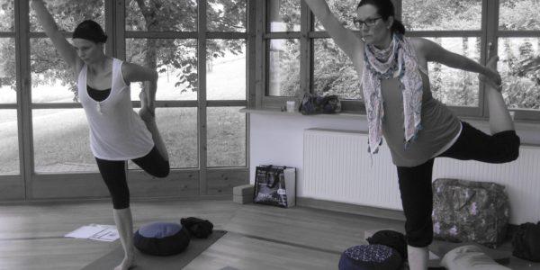 Yoga Retreat in der Rhön 2